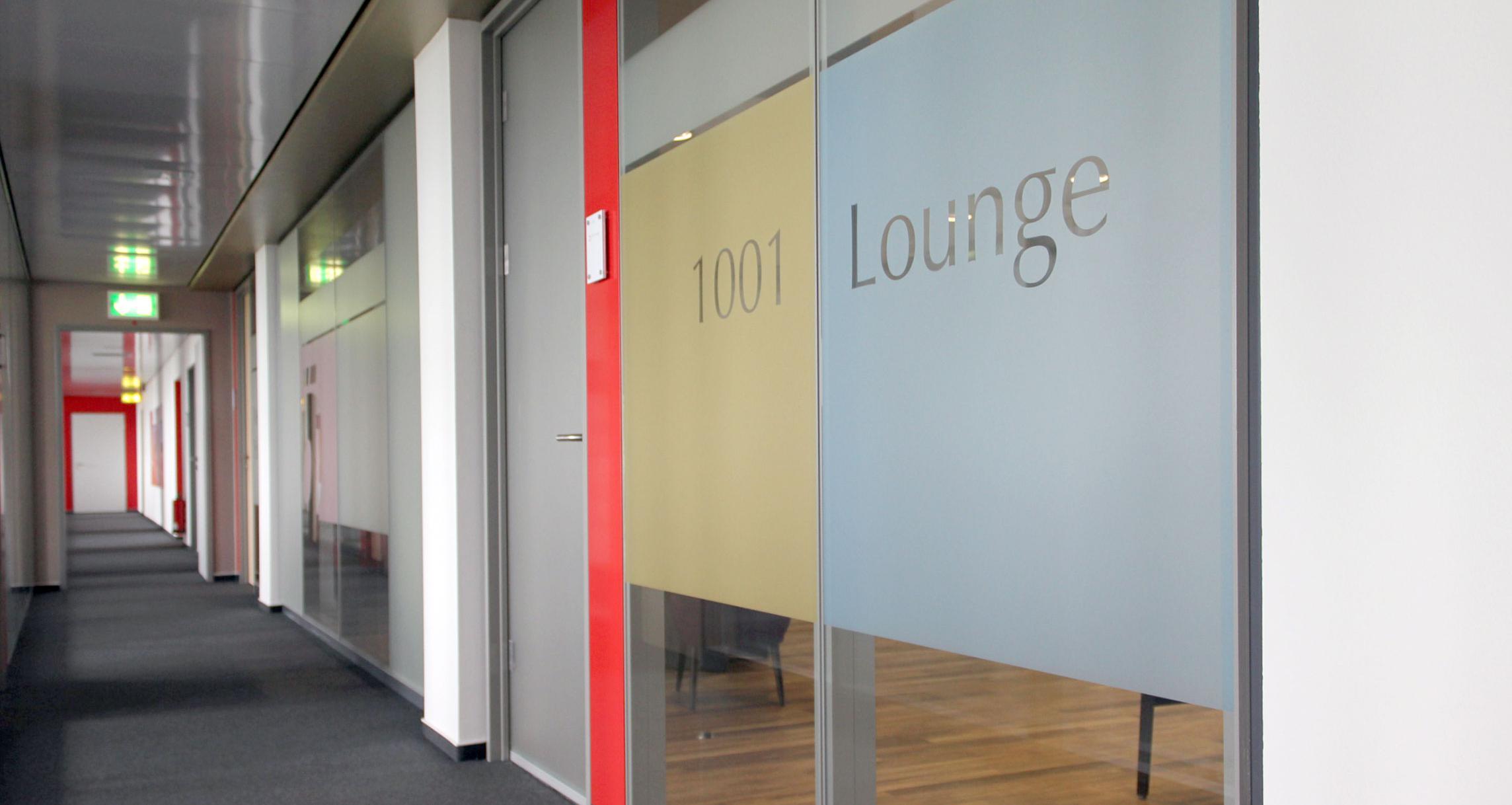 Interieur Design - Beklebung